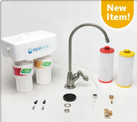 Picture of AQ5200- Aquasana 2-Stage Undercounter Water Filter