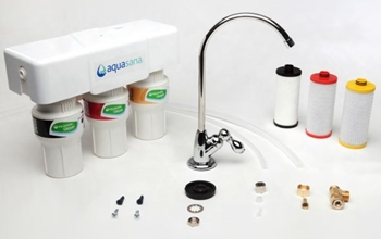 Picture of AQ5300 Aquasana 3-Stage under counter water filter